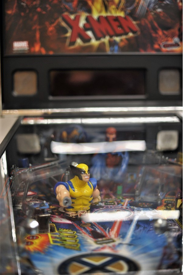 Arcades & jeu de palets